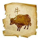 Ox Zodiac icon