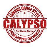 Calypso stamp