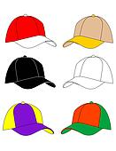hat vector illustration