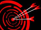 Abstract 3D a target