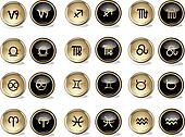 Horoscope icons