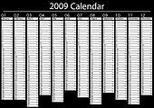 The Annual Calendar Month During The Months