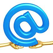 Shared Email Symbol