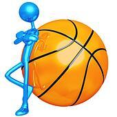 Attitude Lean Basketball