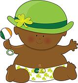 Baby St. Patricks Day
