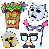 Various masks collection 2