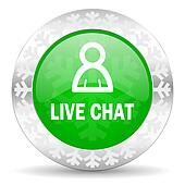 live chat chatterom