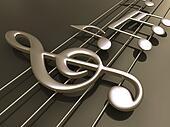 Sheet Music 3D