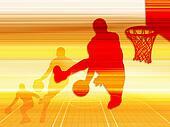 Basketball Moment