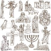 Religion and Spiritual Life around the World (set no5)