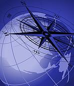 Compass and Globe