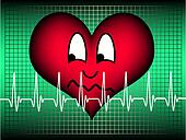 heart afraid