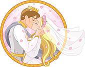 Royal Couple Wedding