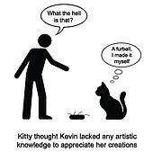Kitty furball