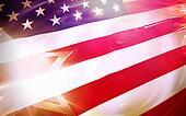 USA American flag