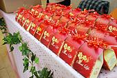 Chinese wedding candy boxes