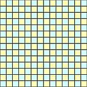 pastel tile pattern