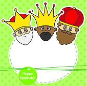 Letter to the Three Kings
