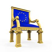 Throne Chair of European Union