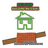 reclaim building material
