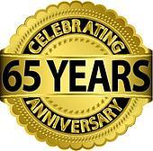 Celebrating 65 years anniversary go