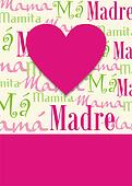 happy mothers day gretting background