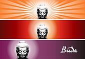 Buddha colors