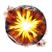 Earth Exploding