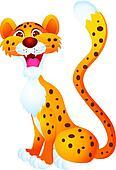 Cheetah cartoon
