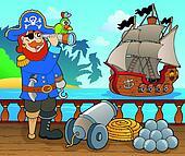 Pirate ship deck topic 1