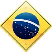 Traffic Sign: Brasil
