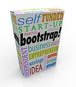 Bootstrap Word Product Box Personal Financed Product Company Sel
