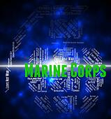 Marine Corps Means Naval Infantry And Amphibious