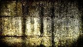 Dark grunge concrete wall background