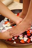 Foot spa & massage