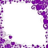 Copyspace Floral Means Mauve Blank And Flower