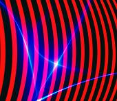 Dance of Lights on stripes (02F6)