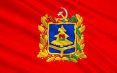 Flag of Bryansk Oblast, Russian Federation
