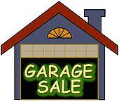 Garage Sale glow
