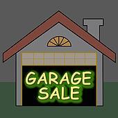 Garage Sale glow optdrk