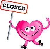 closed love