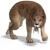 Big Cat Sabbertooth