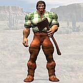 Lumberjack #01