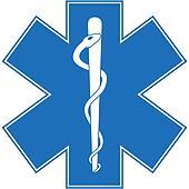 Paramedic Caduceus