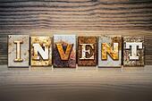 Invent Concept Letterpress Theme