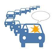 traffic jam anger