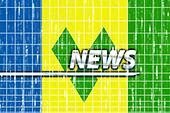 Flag of Saint Vincent and Grenadines news