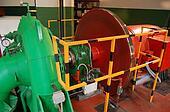 Turbine generator hydroelectric