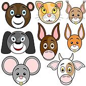 Animals Baby Set