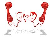 Telephone love line